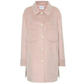 ナヌシュカ Nanushka レディース アウター コート【Dessa wool and silk coat】pastel pin