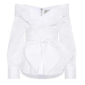 ジョアンナオッティ Johanna Ortiz レディース トップス【Jandra cotton top】Off White