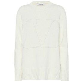 ヴァレンティノ Valentino レディース トップス ニット・セーター【Wool and cashmere sweater】