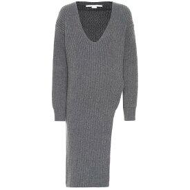 ステラ マッカートニー Stella McCartney レディース ワンピース・ドレス ワンピース【Cashmere and wool dress】