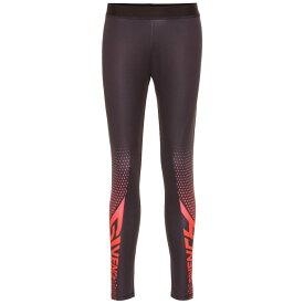 ジバンシー Givenchy レディース インナー・下着 スパッツ・レギンス【Stretch-jersey leggings】Black/Red