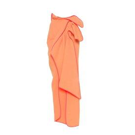 マティスフスキー Maticevski レディース スカート ロング・マキシ丈スカート【Ephemeral maxi skirt】Coral