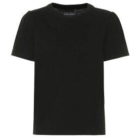 シチズン オブ ヒューマニティ Citizens of Humanity レディース トップス Tシャツ【Hannah cotton T-shirt】Black