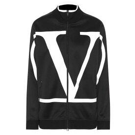ヴァレンティノ Valentino レディース ジャージ アウター【VLOGO technical track jacket】