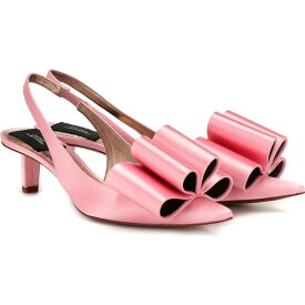 マーク ジェイコブス Marc Jacobs レディース パンプス シューズ・靴【satin slingback pumps】Pink