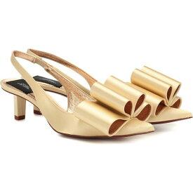 マーク ジェイコブス Marc Jacobs レディース パンプス シューズ・靴【satin slingback pumps】Yellow