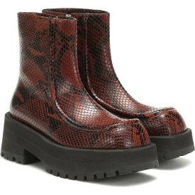 マルニ Marni レディース ブーツ ショートブーツ シューズ・靴【snake-effect leather ankle boots】