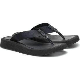 ザ ロウ The Row レディース サンダル・ミュール シューズ・靴【Ginza sandals】Navy/Black