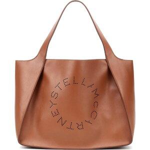 ステラ マッカートニー Stella McCartney レディース トートバッグ バッグ【Stella Logo tote】Cinnamon