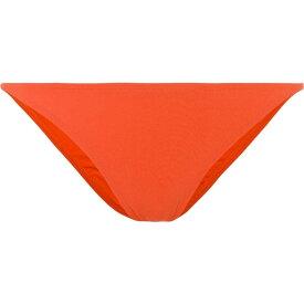 トリー バーチ Tory Burch レディース ボトムのみ 水着・ビーチウェア【solid bikini bottoms】Poppy Red
