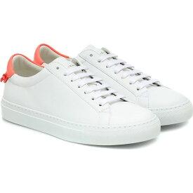 ジバンシー Givenchy レディース スニーカー シューズ・靴【urban knots leather sneakers】Neon Pink