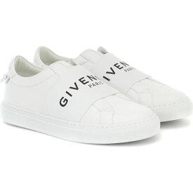 ジバンシー Givenchy レディース スニーカー シューズ・靴【urban street leather sneakers】White
