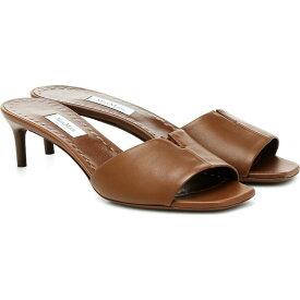 マックスマーラ Max Mara レディース サンダル・ミュール シューズ・靴【marion leather sandals】