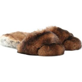 マックスマーラ Max Mara レディース サンダル・ミュール シューズ・靴【kruger fur slides】