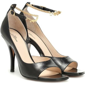 マーク ジェイコブス Marc Jacobs レディース サンダル・ミュール シューズ・靴【Embellished Leather Sandals】Black