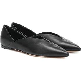 マックスマーラ Max Mara レディース サンダル・ミュール シューズ・靴【Fisher Leather Ballet Flats】