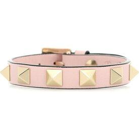 ヴァレンティノ Valentino レディース ブレスレット ジュエリー・アクセサリー【Garavani Rockstud Leather Bracelet】