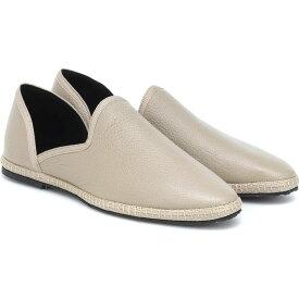 ザ ロウ The Row レディース ローファー・オックスフォード シューズ・靴【Friulane Leather Shoes】Nuage