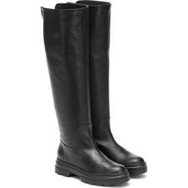 マックスマーラ Max Mara レディース ブーツ シューズ・靴【Leather Knee-High Boots】