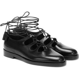 マックスマーラ Max Mara レディース スリッポン・フラット シューズ・靴【Ghil Leather Ballet Flats】
