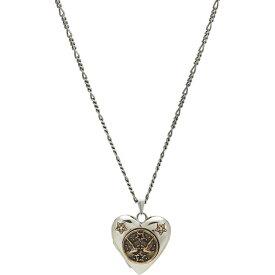 アレキサンダー マックイーン Alexander McQueen レディース ネックレス ハート ジュエリー・アクセサリー【Heart Necklace】