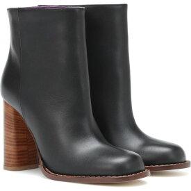 マルニ Marni レディース ブーツ ショートブーツ シューズ・靴【leather ankle boots】Black