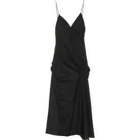 ジャックムス Jacquemus レディース ワンピース ワンピース・ドレス【la robe samba wool dress】Black
