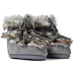 ムーンブーツ Moon Boot レディース ブーツ スノーブーツ シューズ・靴【Mars suede snow boots】Grey