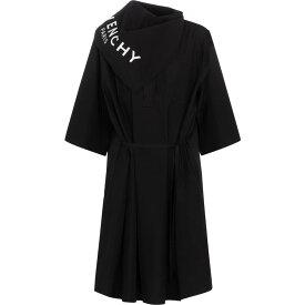 ジバンシー Givenchy レディース ワンピース ミニ丈 ワンピース・ドレス【logo cotton minidress】Black