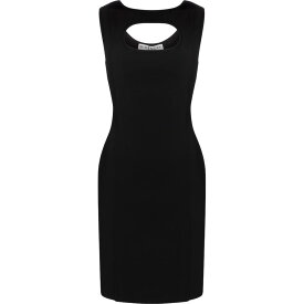 ジバンシー Givenchy レディース ワンピース ミニ丈 ワンピース・ドレス【stretch-jersey minidress】Black