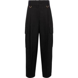 ジバンシー Givenchy レディース カーゴパンツ ボトムス・パンツ【wool cargo pants】Black