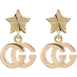 グッチ Gucci レディース イヤリング・ピアス ジュエリー・アクセサリー【GG Running 18kt yellow gold earrings】