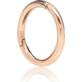 マリアタシュ Maria Tash レディース イヤリング・ピアス ジュエリー・アクセサリー【Plain Ring 14kt rose gold earring】