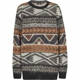 エトロ ETRO レディース ニット・セーター トップス【Wool-blend sweater】Multicolor