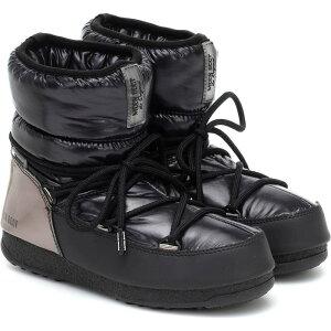 ムーンブーツ Moon Boot レディース ブーツ スノーブーツ シューズ・靴【Low WP snow boots】Black