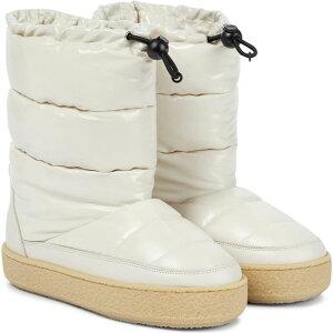 イザベル マラン Isabel Marant レディース ブーツ スノーブーツ シューズ・靴【Zerik padded snow boots】White