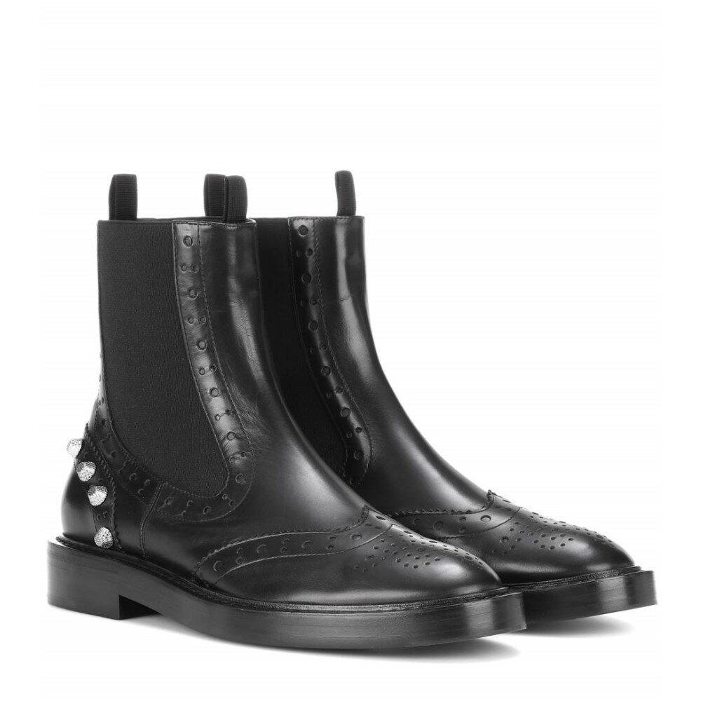 バレンシアガ Balenciaga レディース シューズ・靴 ブーツ【Embellished leather Chelsea boots】