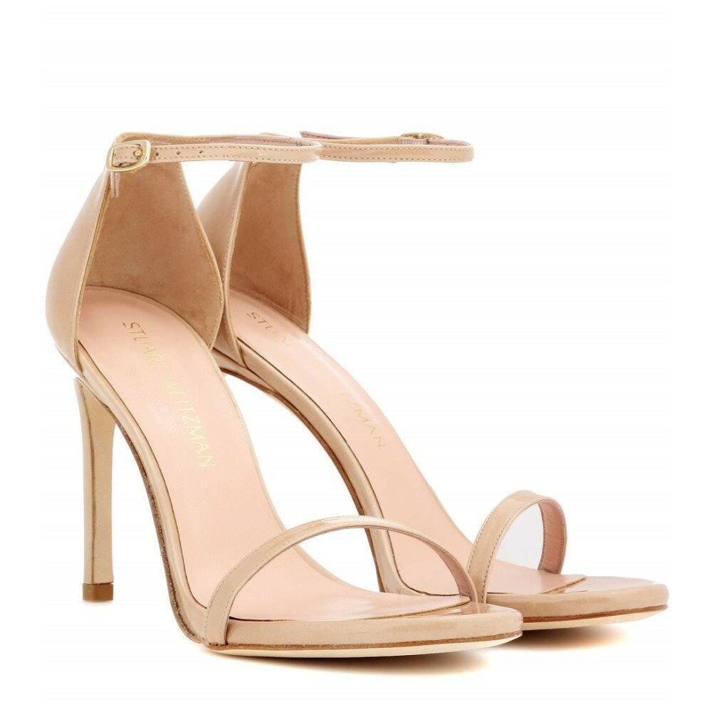 スチュアート ワイツマン Stuart Weitzman レディース シューズ・靴 サンダル【Nudistsong patent leather sandals】