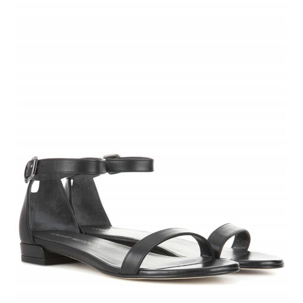 スチュアート ワイツマン Stuart Weitzman レディース シューズ・靴 サンダル【Nudistflat leather sandals】