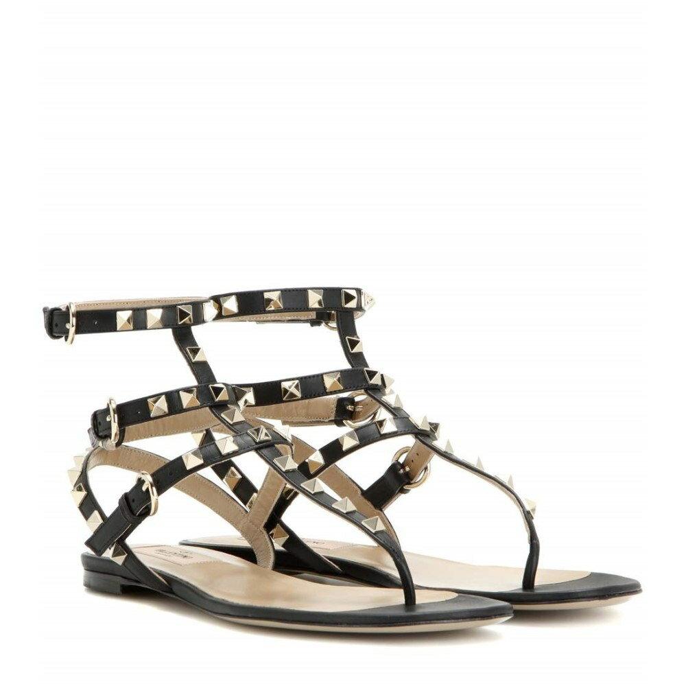 ヴァレンティノ Valentino レディース シューズ・靴 サンダル【Valentino Garavani Rockstud leather sandals】