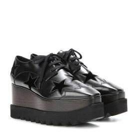ステラ マッカートニー Stella McCartney レディース シューズ・靴 カジュアルシューズ【Elyse Star platform derby shoes】