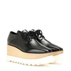 ステラ マッカートニー Stella McCartney レディース シューズ・靴 カジュアルシューズ【Elyse platform derby shoes】