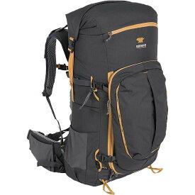 マウンテンスミス メンズ ハイキング バッグ【Mountainsmith Lariat 65 Backpack】Anvil Grey