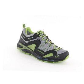 ガルモント Garmont メンズ ハイキング・登山 シューズ・靴【9.81 Trail Pro III GTX Shoe】Black / Green