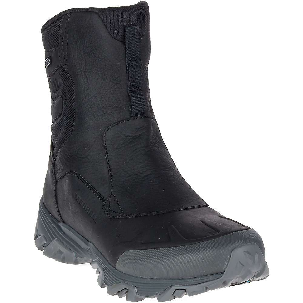 メレル Merrell メンズ ハイキング・登山 シューズ・靴【Coldpack Ice+ 8IN Zip Polar Waterproof Boot】Black