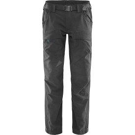 クレッタルムーセン Klattermusen メンズ ハイキング・登山 ボトムス・パンツ【Gere 2.0 Pants Regular】Black