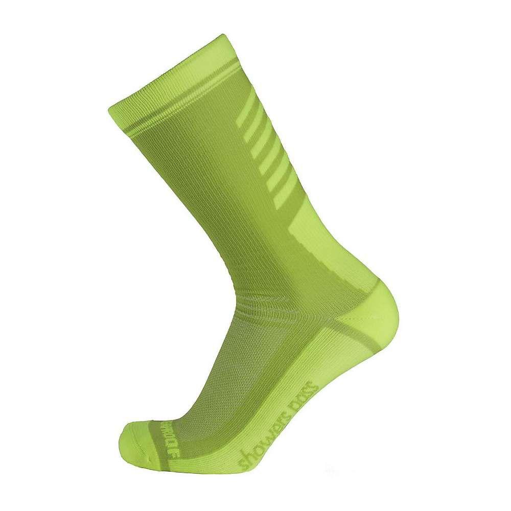 シャワーズ パス Showers Pass メンズ インナー・下着 ソックス【Crosspoint Lightweight WP Crew Sock】Neon