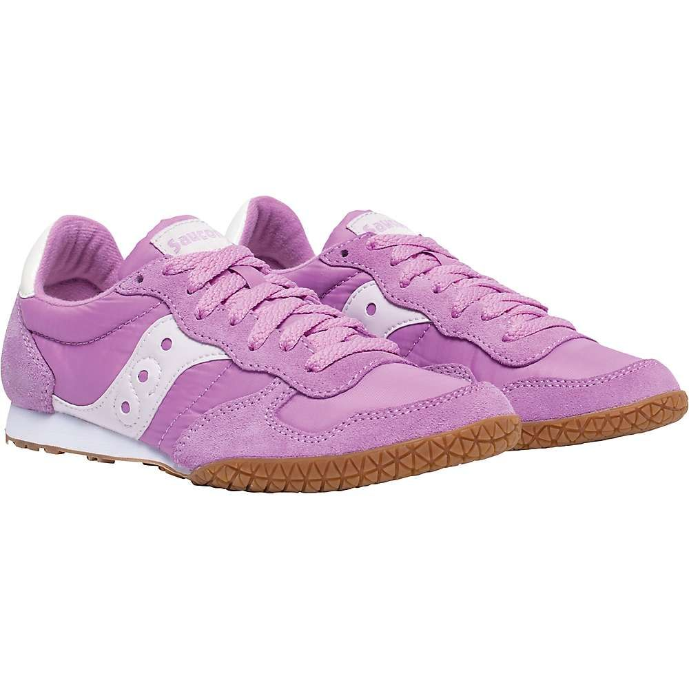 サッカニー Saucony レディース ランニング・ウォーキング シューズ・靴【Bullet Shoe】Violet/Gum