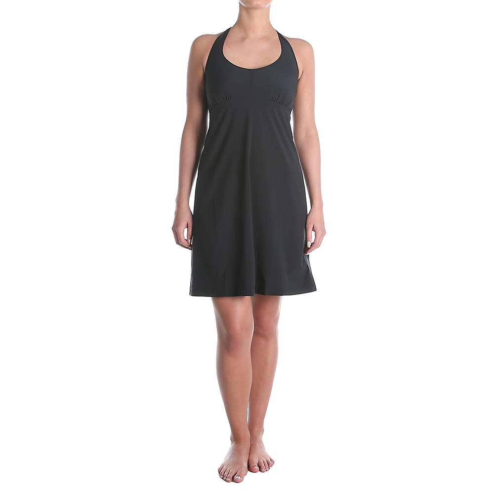 コロンビア レディース トップス ワンピース【Columbia Armadale Halter Top Dress】Black