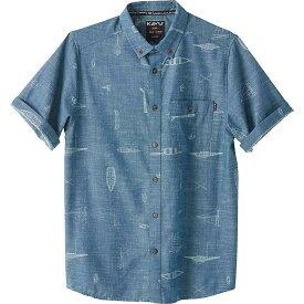 カブー Kavu メンズ トップス 半袖シャツ【Juan Shirt】Maritime